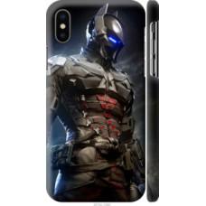 Чехол на Apple iPhone X Рыцарь (4075c-1050)