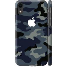 Чехол на Apple iPhone XR Камуфляж 1 (4897c-1560)