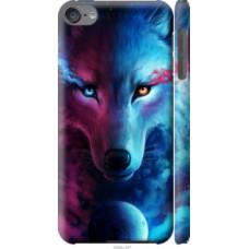 Чехол на iPod Touch 6 Арт-волк (3999c-387)