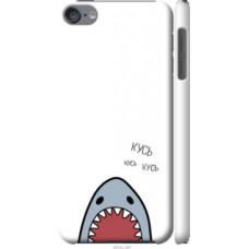 Чехол на iPod Touch 6 Акула (4870c-387)