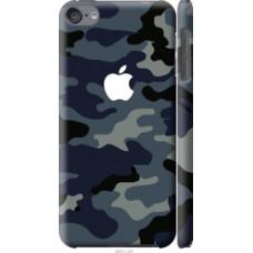 Чехол на iPod Touch 6 Камуфляж 1 (4897c-387)