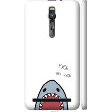 Чехол на Asus Zenfone 2 ZE551ML Акула (4870c-122)