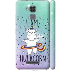 Чехол на Asus Zenfone 3 Max ZC520TL I'm hulacorn (3976c-442)