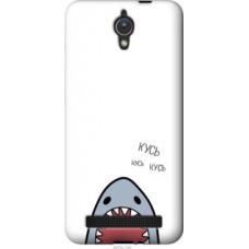 Чехол на Asus ZenFone C ZC451CG Акула (4870u-181)