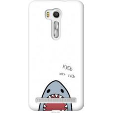 Чехол на Asus ZenFone Go TV ZB551KL Акула (4870u-354)