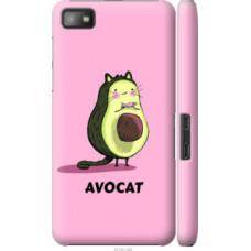 Чехол на Blackberry Z10 Avocat (4270c-392)