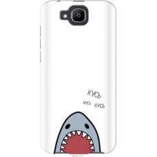 Чехол на Doogee X9 mini Акула (4870u-774)