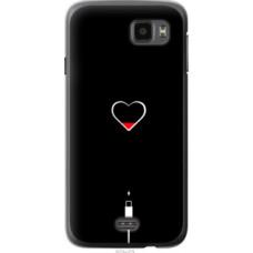 Чехол на Fly IQ4411 Подзарядка сердца (4274u-219)