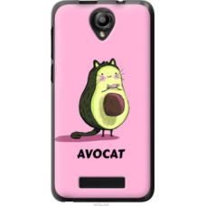 Чехол на Fly IQ4514 Avocat (4270u-222)