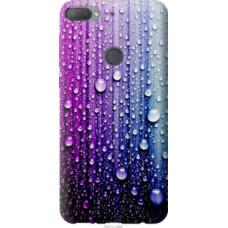 Чехол на HTC Desire 12 Plus Капли воды (3351u-1485)