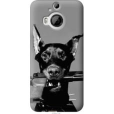 Чехол на HTC One M9 Plus Доберман (2745u-134)