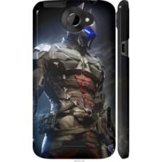 Чехол на HTC One X+ Рыцарь (4075c-69)