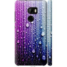 Чехол на HTC One X10 Капли воды (3351c-995)