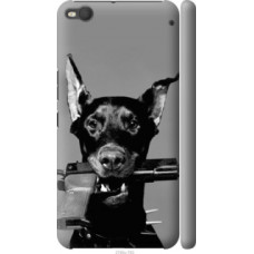 Чехол на HTC One X9 Доберман (2745c-783)