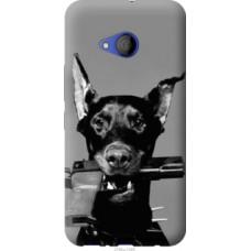 Чехол на HTC U11 Life Доберман (2745u-1385)