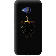 Чехол на HTC U11 Life Черная клубника (3585u-1385)