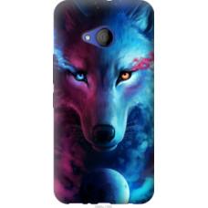 Чехол на HTC U11 Life Арт-волк (3999u-1385)