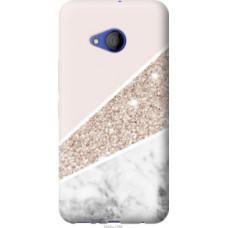 Чехол на HTC U11 Life Пастельный мрамор (4342u-1385)