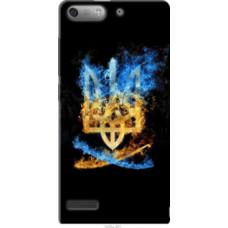 Чехол на Huawei Ascend G6 Герб (1635u-367)