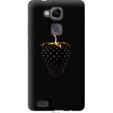 Чехол на Huawei Ascend Mate 7 Черная клубника (3585u-140)