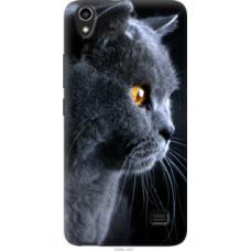 Чехол на Huawei Honor 4 Play Красивый кот (3038u-213)