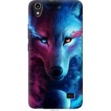 Чехол на Huawei Honor 4 Play Арт-волк (3999u-213)