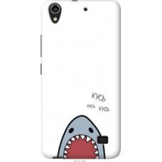 Чехол на Huawei Honor 4 Play Акула (4870u-213)