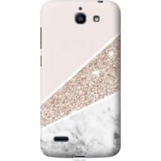 Чехол на Huawei G730 Пастельный мрамор (4342u-369)