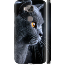 Чехол на Huawei G8 Красивый кот (3038c-493)