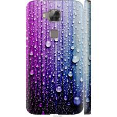 Чехол на Huawei G8 Капли воды (3351c-493)