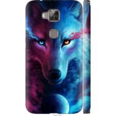 Чехол на Huawei G8 Арт-волк (3999c-493)