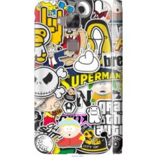 Чехол на Huawei G8 Popular logos (4023c-493)