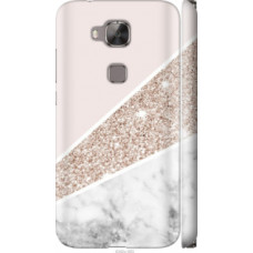 Чехол на Huawei G8 Пастельный мрамор (4342c-493)