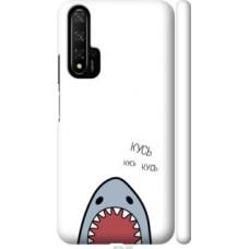 Чехол на Huawei Honor 20 Акула (4870c-1697)