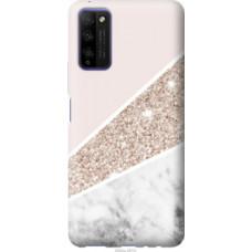 Чехол на Huawei Honor 30 Lite Пастельный мрамор (4342c-2074)