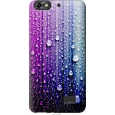 Чехол на Huawei Honor 4C Капли воды (3351u-183)