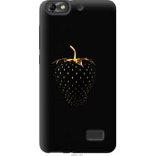 Чехол на Huawei Honor 4C Черная клубника (3585u-183)