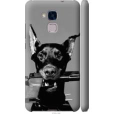 Чехол на Huawei GT3 Доберман (2745c-472)