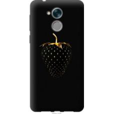 Чехол на Huawei Honor 6C Черная клубника (3585u-1034)