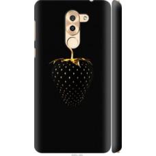 Чехол на Huawei GR5 2017 Черная клубника (3585c-473)