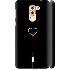 Чехол на Huawei GR5 2017 Подзарядка сердца (4274c-473)