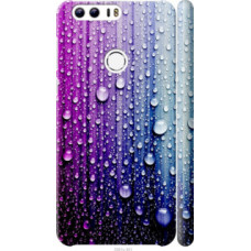 Чехол на Huawei Honor 8 Капли воды (3351c-351)