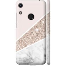 Чехол на Huawei Honor 8A Пастельный мрамор (4342c-1635)
