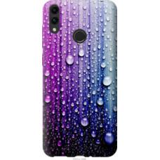 Чехол на Huawei Honor 8C Капли воды (3351u-1590)