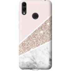 Чехол на Huawei Honor 8C Пастельный мрамор (4342u-1590)