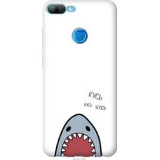 Чехол на Huawei Honor 9i Акула (4870u-1853)