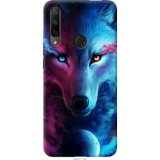 Чехол на Huawei Honor 9X Арт-волк (3999u-1746)