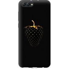 Чехол на Huawei Honor V10 / View 10 Черная клубника (3585u-1579)