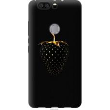 Чехол на Huawei Honor V8 Черная клубника (3585u-608)