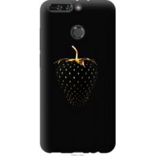 Чехол на Huawei Honor V9 / Honor 8 Pro Черная клубника (3585u-1246)